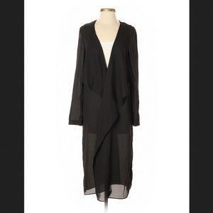 Missguided Black Kimono Size 4